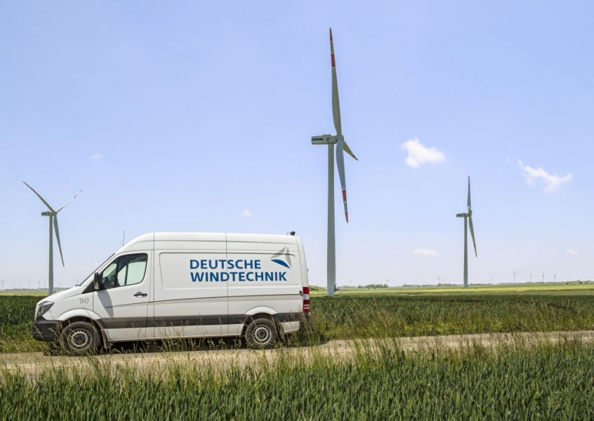 Deutsche Windtechnik Service GmbH & Co. KG on wind-turbine.com